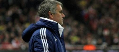 Mourinho's side benefited from Barry's dismissal