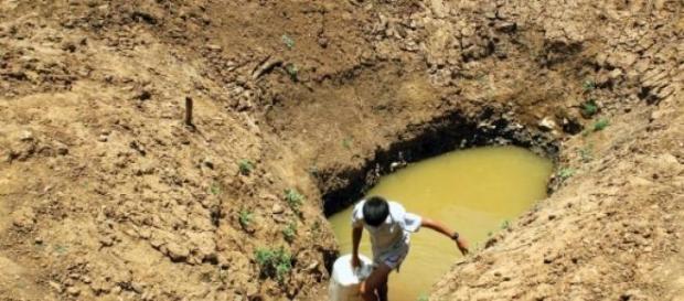 Em São Paulo, o período de seca persiste