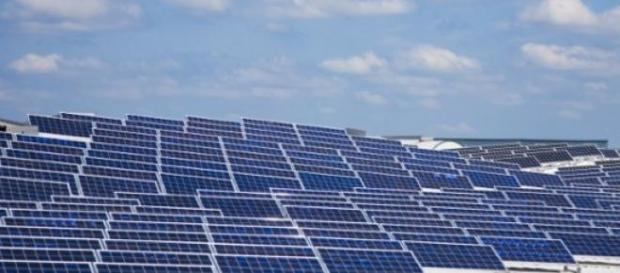 Energia rinnovabile con i panneli fotovoltaici
