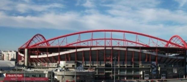 Estádio da Luz foi inaugurado em 2004