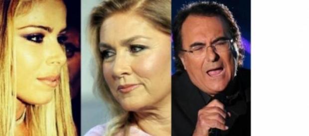 La Lecciso parla di Al Bano e Romina a Sanremo.