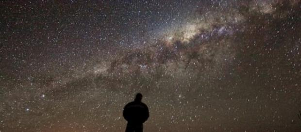 La Vía Láctea contiene materia oscura
