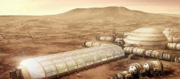 Las semillas serían llevadas a Marte en el 2018