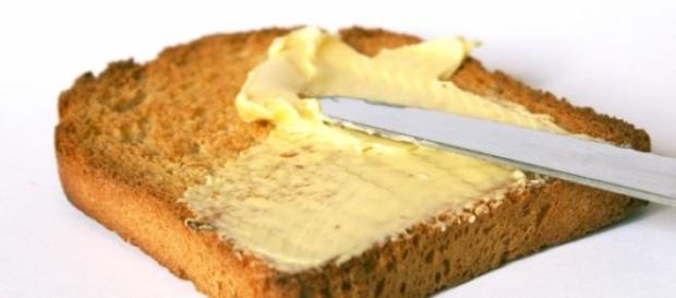 Los beneficios de la mantequilla.