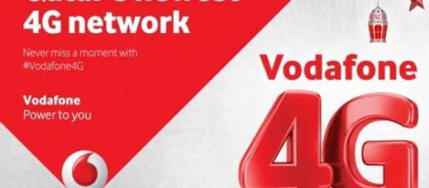The best Vodafone Romania 4G+