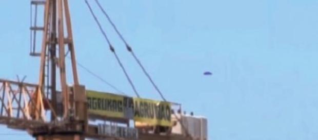 Ufo: straordinario avvistamento a Lima in Perù