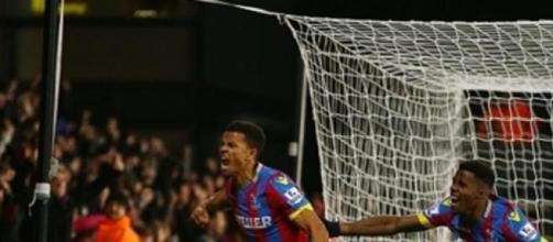 Fraizer Campbell scored equaliser for Palace