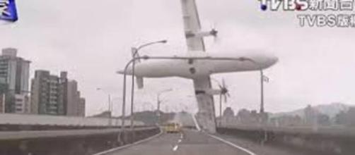 TransAsia: airplane crash