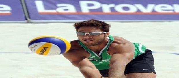 Bruno Schmidt quer conquistar medalha olímpica