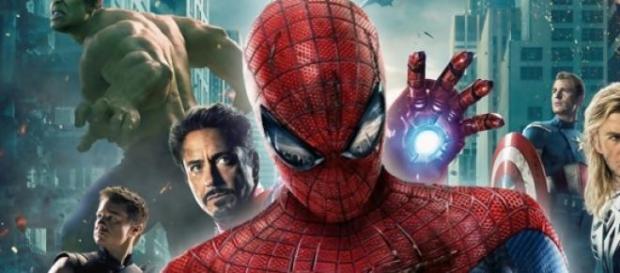 """Spider-Man """"Reboot"""". 28 juillet 2017 aux USA."""