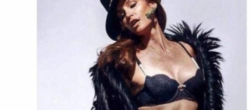 Cindy Crawford a los 50 años