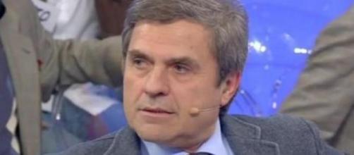 Giuliano Giuliani attacca Uomini e donne over.