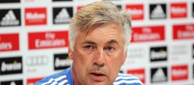 Carlo Ancelotti listo para reaccionar