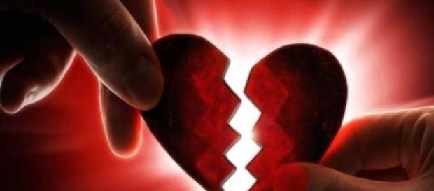 corazones rotos, visto en las redes sociales