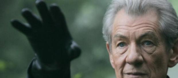 Imagen del actor británico Ian McKellen