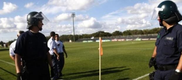 Jogos em Viseu vão voltar a ser policiados