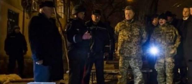 Po ostrzale rakietowym Kramatorska