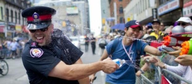 Politia canadiana - o treaba bine facuta!