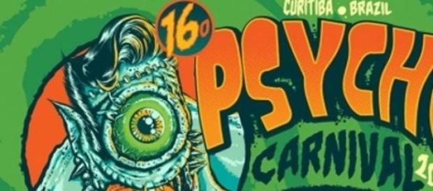 Pschocarnival traz carnaval com rock 'n' roll