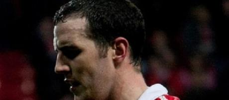 Bad day at the office for John O'Shea and his team