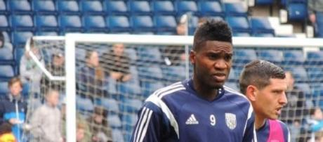 Double from Brown Ideye helped Baggies to victory