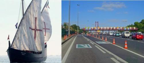 A caravela e a Via Verde são invenções portuguesas