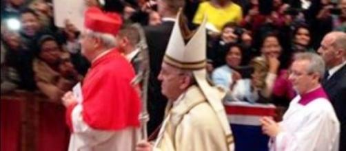 Papa Francesco e i 20 nuovi cardinali