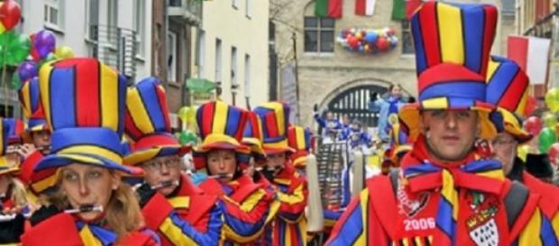 Carnavales en  las ciudades de Alemania