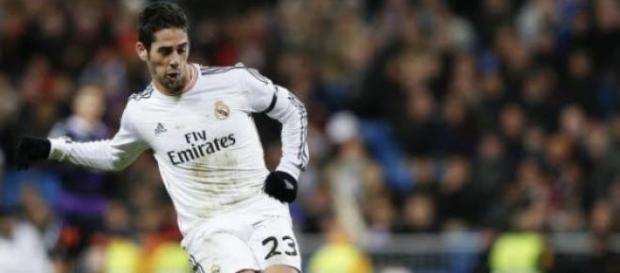 Isco a reusit sa inscrie cu Deportivo