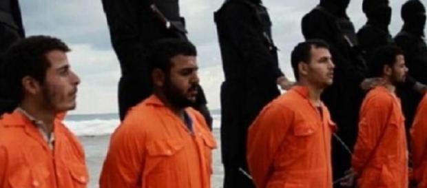 L'immagine del nuovo video dell'Isis