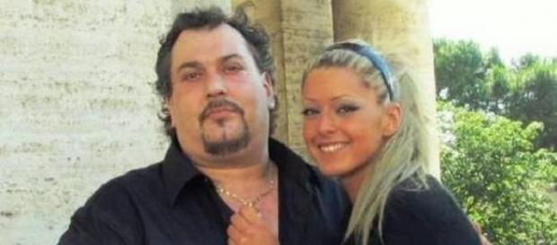 Maurizio Sebastianelli e la figlia Debora