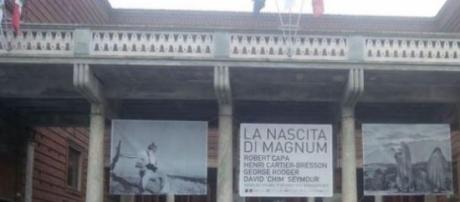 La mostra dedicata all'agenzia fotografica Magnum