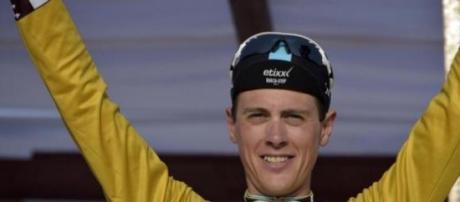 Terpstra vainqueur du Tour du Qatar 2015
