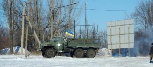Des tirs ont lieu à Debaltseve.