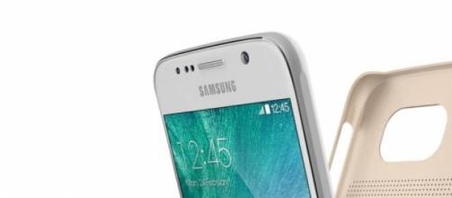 Galaxy S6 render by Verus
