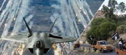 L'armée libyenne bombarde Daash