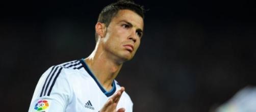 Ronaldo está em má forma.