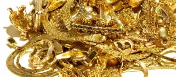 Aurul face cu ochiul turcilor