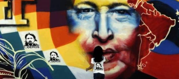 Destinos politicos de Venezuela y España
