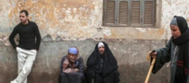 Family of christian Egyptians executed