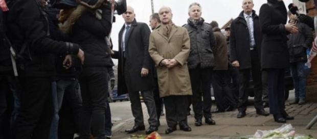 Homenagens aos mortos no ataque do sábado (14)