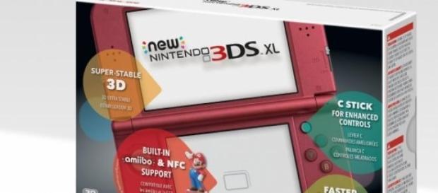 """La nouvelle """"New 3 DS XL"""", un must ou à oublier ?"""
