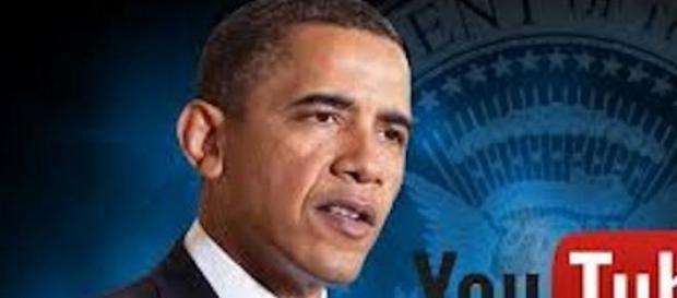 Obama presenta su video en YouTube