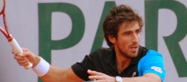 Pablo Cuevas: O campeão do Brasil Open 2015