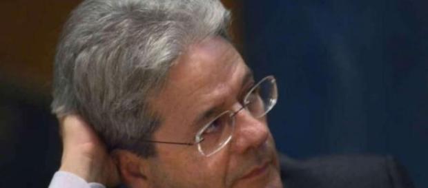 Paolo Gentiloni ministro degli Esteri