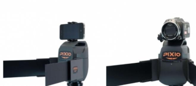Pixio is a new auto follow camera system that allows consumers to shoot indoor and outdoor videos hands free.