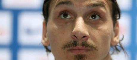Ibrahimovic showed his support for the work of WFP