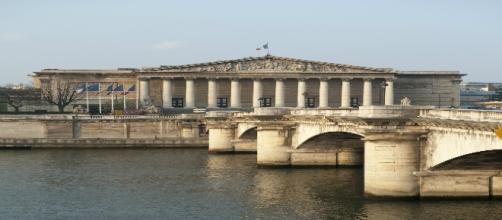 Colonnade Assemblée Nationale -