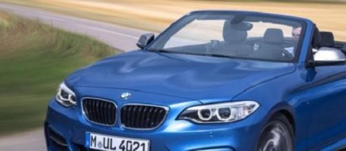 La nuova BMW Serie 2 Cabriolet