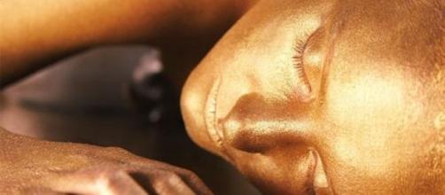 Mascarilla de oro invierte el daño de oxidacion